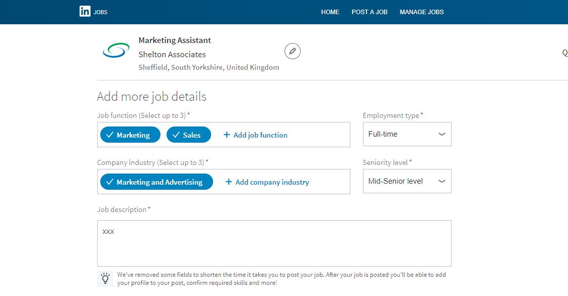 linkedin-jobs-description