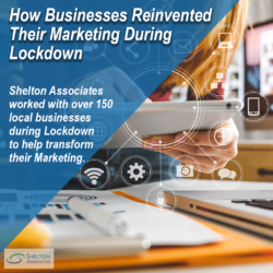 How Businesses Reinvented Their Marketing During Lockdown Shelton Associates Marketing Consultancy Sheffield