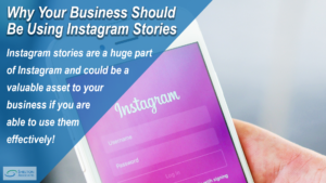 Why Your Business Should Be Using Instagram Stories - Shelton Associates Marketing Consultancy Sheffield